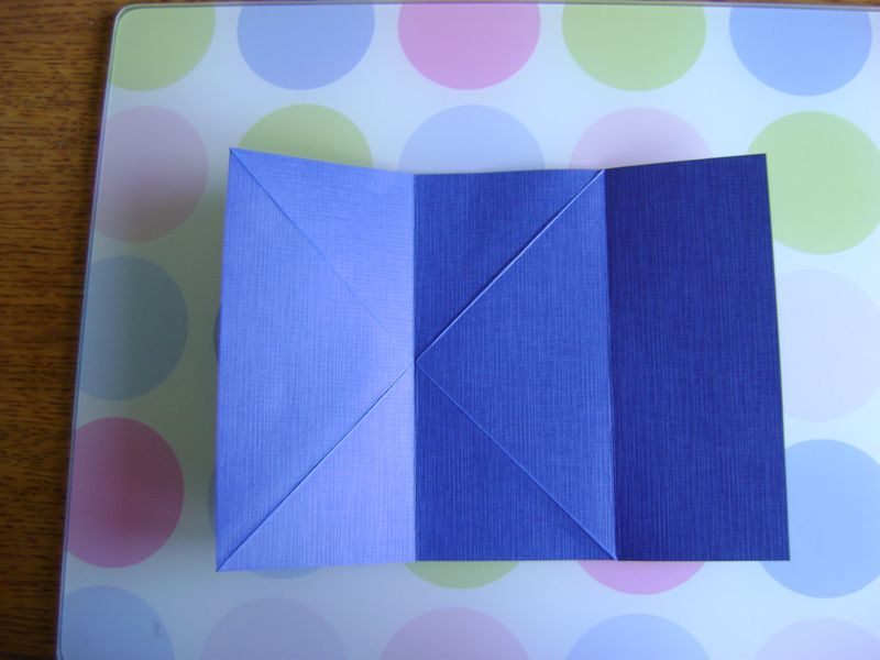 Fancy fold card 002